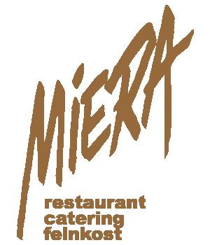 Miera – Restaurants und Catering in Lübeck und Neustadt , Ostsee Retina Logo
