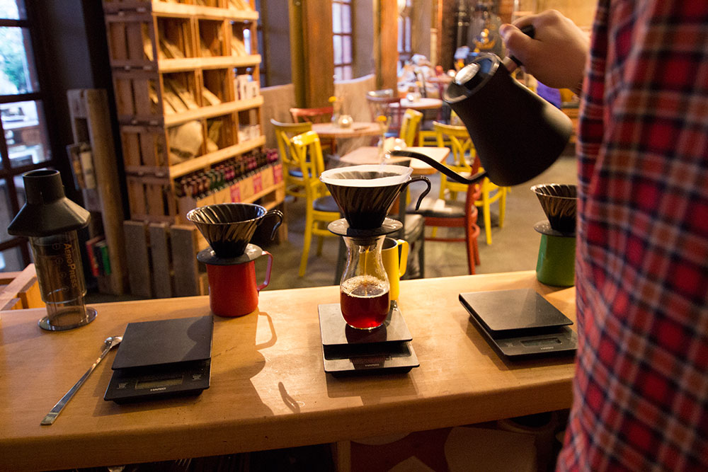 Kaffee Rösterei Lübeck