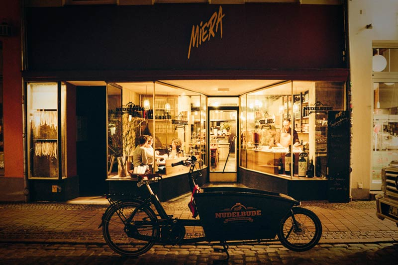 restaurant hüxstraße