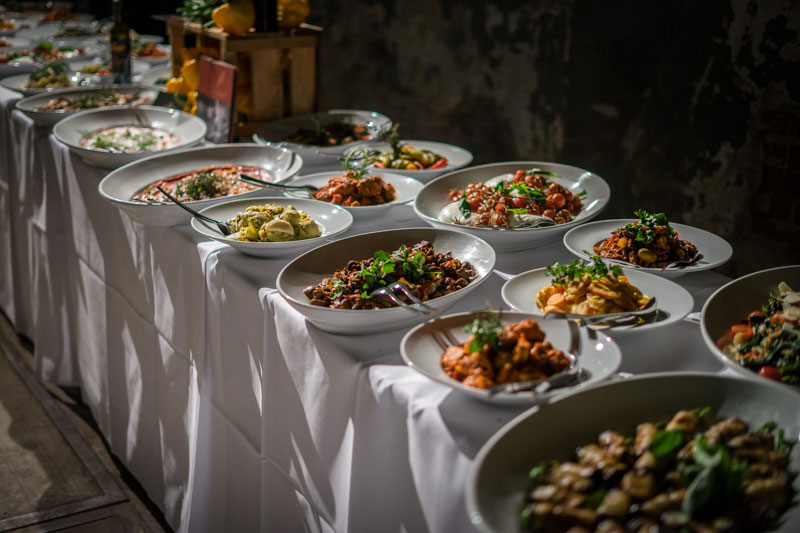 buffet hochzeit Lübeck